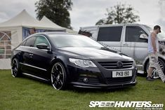 Modified Passat CC, looks good, really thinking of this for my next car