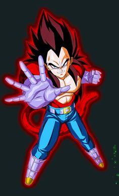 Vegeta SSJ4, Dragon Ball Super Goku Y Vegeta, Son Goku, Epic Characters, Fictional Characters, Super Vegeta, Fanart, Dragon Ball Gt, Spiderman, Manga