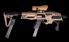 CAA G2 stock for GLOCK 19 9mm