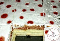 15 leheletkönnyű túrós-vaníliapudingos sütemény | nosalty.hu Hungarian Recipes, No Bake Desserts, Vanilla Cake, Tiramisu, Tapas, Deserts, Food And Drink, Cooking Recipes, Cheese