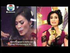 Dangdut Academy Indosiar Konser Reuni - Best Momment Iis Dahlia @ Dangdu...