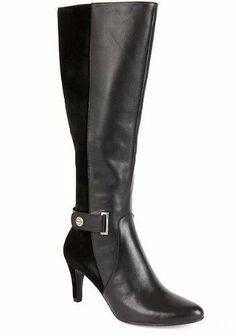 #Ellen Tracy Women's Crush #Boot Black 10Med(Clearance) Ellen Tracy,http://www.amazon.com/dp/B00GU2ZOV2/ref=cm_sw_r_pi_dp_0YoNsb16J9TTAWJZ
