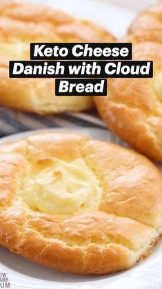 Fun Baking Recipes, No Carb Recipes, Keto Crockpot Recipes, Ketogenic Desserts, Keto Snacks, Sugar Free Desserts, Low Carb Desserts, Carbohydrate Diet, Keto Bread