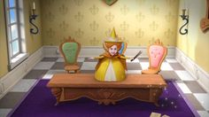 Sofia The First - Music Time: Make way for Miss Nettle