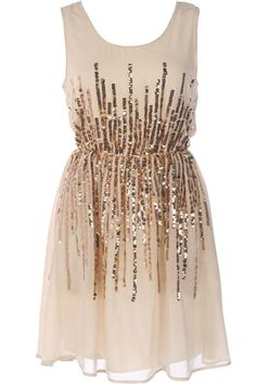 Sparkler Dress...Love this!