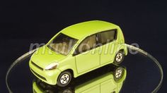 TOMICA 082D TOYOTA PASSO | DAIHATSU SIRION | 1/57 | CHINA | 082D-1 | FIRST 2004