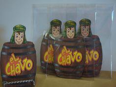 El Chavo del Ocho Party Invitations or Thank you cards on Etsy, $25.00