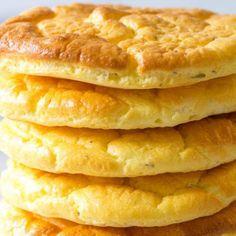 Cloud bread - przepis na chleb bez węglowodanów