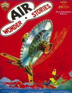 Astounding spaceship designs from before The Space Age [1]