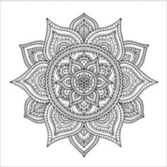 Mandala Back Pieces Irezumi Tattoos Mandala back pieces ; back pieces tattoo, back p Star Coloring Pages, Coloring Pages For Grown Ups, Mandala Coloring Pages, Coloring Books, Coloring Tips, Free Coloring, Adult Coloring, Doodle Art Drawing, Mandala Drawing
