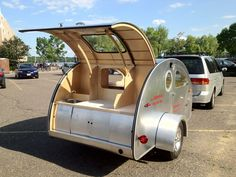 Oh man. This blog. Probably unwise to pin this and further feed my obsession with teardrop trailers...
