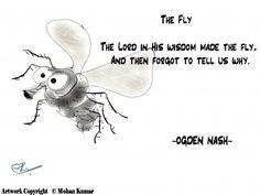 The Fly by Ogden Nash