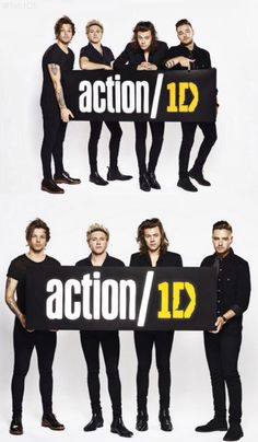 One Direction for Action 1D - @Tati1D5