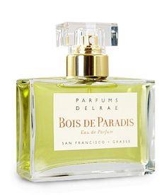 Bois de Paradis Notes  Citrus, French rose, blackberry, fig, spices, woods, and amber