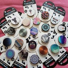 So many PopSocket Phone Grips to choose from! Which design is your favourite? ww… So many PopSocket Phone Grips to choose from! Which design is your favourite? Ipod Cases, Cute Phone Cases, Iphone Phone Cases, Cell Phone Covers, Coque Iphone Originale, Cute Popsockets, Popsockets Phones, Phone Accesories, Pop Socket