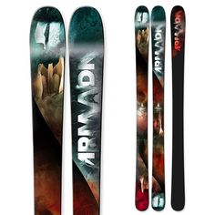The skis are your brush, the slopes your canvas. Powerful and performancedriven redefining how you ski everywhere on mountain. Skis For Sale, Ski Accessories, Avon, Skiing, Mountain, Canvas, Sports, Ski, Tela