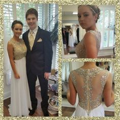 Prom Dress, Graduation Dress, Long Dress, Evening Dress, Long Prom Dress, Sleeveless Dress, Dress Prom, Rhinestone Dress