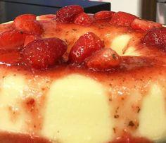 Receitas de sobremesas deliciosas e fáceis de fazer com morango