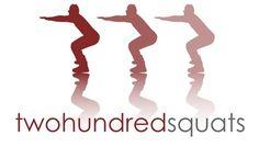 the 200 hundred squats