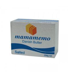 Mamamemo dansk smør
