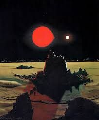 Bilderesultat for Chesley Bonestell