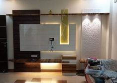 Lcd wall units family rooms that exploit the cornor space open up whatever is lot of the space for more versatile settlement, Lcd Unit Design, Lcd Wall Design, Bed Design, Lcd Units, Home Decor Hooks, Wall Decor, Modern Tv Wall Units, Tv Cabinet Design, Tv Unit Furniture