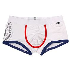 Best seller Free Fashion Sexy Mans soft comfortable Underwear Boxer Underpants Mar16Pink Heroes