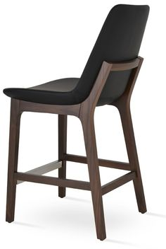 Upholstered Bar Stools, Swivel Counter Stools, 30 Bar Stools, Counter Height Stools, Wood Counter, Bar Counter, Wood Chair Design, Wood Stool, Contemporary Chairs