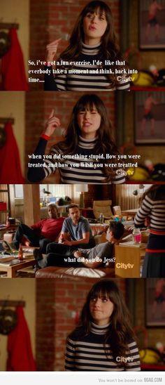 Haha Oh Jess