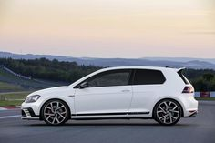 Volkswagen planning to bring the Golf GTI to India as the country's hot hatch market matures according to carmaker. The newly updated Golf GTI Frankfurt, My Dream Car, Dream Cars, Quad, Volkswagen Golf Gti, Golf 7 Gti, Gti Mk7, Sports Wagon, Car Goals
