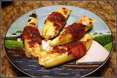banana pepper poppers