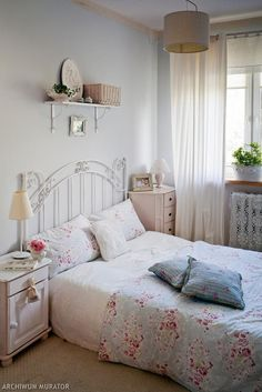 zasłonki sypialnia kwiatki - Szukaj w Google