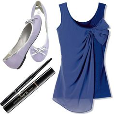 Fashionable Outfits.  All from Avon