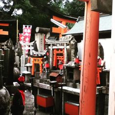 Fox Temple Fushimi Inari. Inari is the god success and wealth.  #TFLers #tweegram #photooftheday #20likes #amazing #god #japan #kyoto #zen #temple #look #instalike #igers #picoftheday #instadaily #instafollow #followme #instagood #bestoftheday #instacool #instago #all_shots #follow #webstagram #colorful #style #fox #luck #success