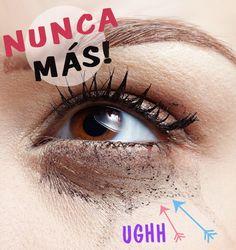 Quieres decrile HASTA NUNCA al look hola-acabo-de-venir-de-correr?? ;) // No more after-running-look!!