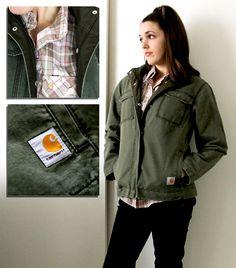 #Carhartt Fargo jacket