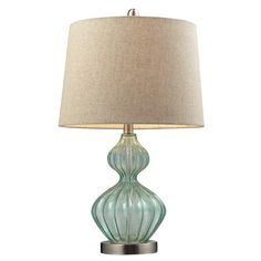 I pinned this Yvonne Table Lamp from the Zodiac: Aquarius event at Joss and Main!