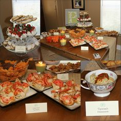 The Chronicles of Ruthie Hart: A vintage bridal shower
