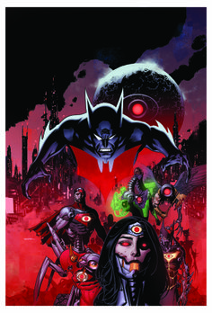 Batman Beyond by Ryan Sook