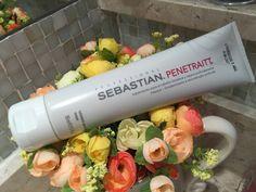 Máscara de tratamento para os cabelos  Sebastian Penetraitt