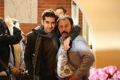 #DrCabbie with #KunalNayyer #IsabelKaif #VinayVirmani and #AdriannePalicki   #SalmanKhan #ErosNow #Bollywood