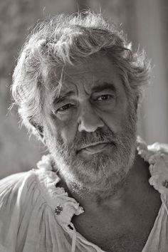 """From: https://www.facebook.com/media/set/?set=a.103404096400037.5738.100001913407898&type=3/  Giuseppe Verdi - Rigoletto/ """"RIGOLETTO FROM  MANTUA"""" / PHOTO: Cristiano Giglioli /  Rigoletto - Placido Domingo; Gilda - Julia Novikova; Duke of Mantua - Vittorio Grigolo; Sparafucile - Ruggero Raimondi; Maddalena - Nino Surguladze/ directed by Marco Bellocchio/ RAI National Symphony Orchestra conducted by Zubin Mehta/ RAI TV 2010."""