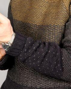 two-tone colorwork mix - Anerkjendt Knitwear #ANERKJENDT