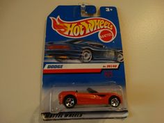 Hot Wheels Dodge 35/40