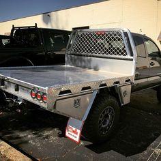 Toyota Camper, Toyota Trucks, Dodge Trucks, Pickup Trucks, Custom Flatbed, Custom Truck Beds, Custom Trucks, Custom Ute Trays, Truck Storage