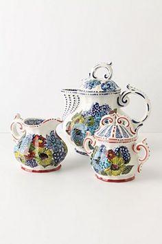 ~cute tea set