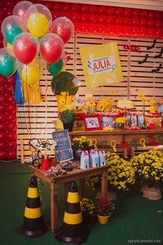 Detetives do Prédio Azul – Le Petit Festas Alice, Birthday, Party, Rihanna, Celebrations, 1, 7 Year Anniversary, 5 Years, Moana Birthday
