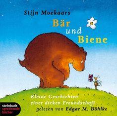 Bär und Biene. Kleine Geschichten einer dicken Freundschaft. 1 CD: Amazon.de: Stijn Moekaars, Edgar M. Böhlke: Bücher