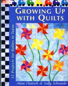 Quilt book - children