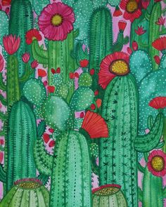 cactuslover - cactuslover Best Picture For cactus costume For Your Taste You are looking for something, and it - Cactus House Plants, Cactus Decor, Cactus Art, Indoor Cactus, Cacti, Cactus Drawing, Cactus Painting, Crayons Pastel, Floral Pattern Wallpaper